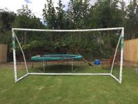 Samba football goal 12ft *6ft