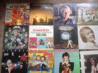 Bulk lot of records
