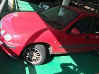 Rover 25 - spare and repair