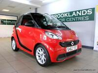 Smart ForTwo 1.0 MHD Passion Softouch Semi Auto [SAT NAV, LOW MILES and PANORAMI