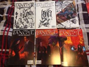 Lot of Angel: after the fall Comic book series