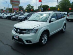 2014 DODGE JOURNEY SXT- BLUETOOTH, U-CONNECT, SPEED CONTROL, KEY