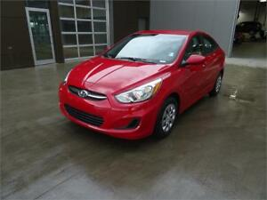 2017 Hyundai Accent GL Was 19,796, now only $17,588