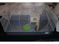 Nearly New Mid Sized Rat Cage for sale
