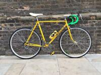 "Vintage 1970s BIANCHI SPECIALISSIMA Racing Road Bike - Restored Retro - 22.5"" Frame"