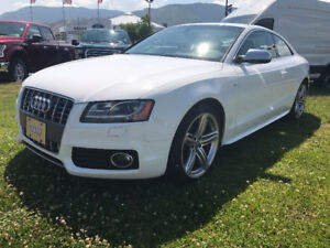 2012 Audi S5 Coupe 6 Speed Manual - Priced To Sell