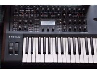 Access Virus TI 61-Key Synthesizer