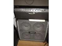 Line 6 Spider 2 Amp head and Torque 4 Base Cab