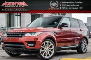 2014 Land Rover Range Rover Sport V8 Supercharged|4WD|Sunroof|Na