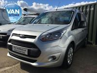 2014 14 FORD TRANSIT CONNECT 1.6 200 TREND SILVER DIESEL