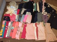 Large bundle of girls clothes. Mostly from next