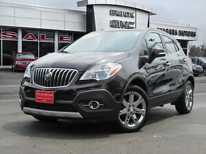 2014 Buick Encore Premium AWD ** ONE Owner, Purchased AND Servic