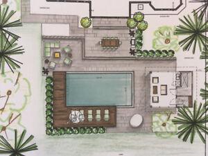 Freelance Landscape Designer for hire!