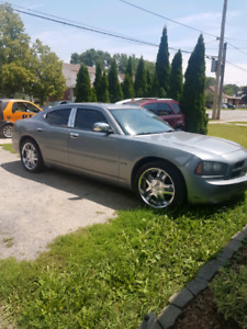 2006 dodge charger hemi 5.7 fully loaded  6,500