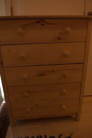**Excellent Chest of Drawers**