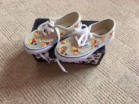 Girls Disney Vans