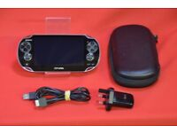 Sony PS Vita Wi-Fi £80