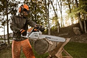 """Stihl Chainsaw Sale! MS291 with a 16"""" bar!"""