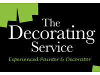 Experienced Painter & Decorator