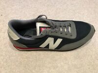 New Balance 410 Trainers, size UK size 10, worn once, £20