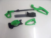 2 In 1 Cordless Rechargeable Garden Power Tool - Grass Shears and Hedge Trimmer Spares and repairs