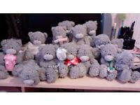 Job lot of me to you bears, great condition, lots new with tags.