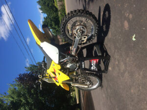 2014 RM 85 2 stroke great condition