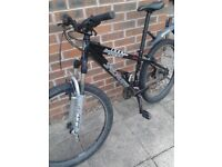 Specialized hardrock sport fully serviced can deliver