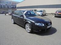 2007 Audi A4 Avant 2.0T FSI Special Edition S Line 220bhp Finance Available