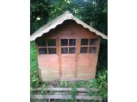 Small Wendy House Play House