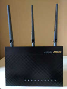 Asus Router $100 FIRM.