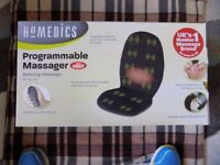 Homedics Programmable Car seat massager