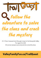 TrailQuest: A Scavenger Hunt Game in the Annapolis Valley