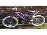 Girls bicycle for sale in excellent condition