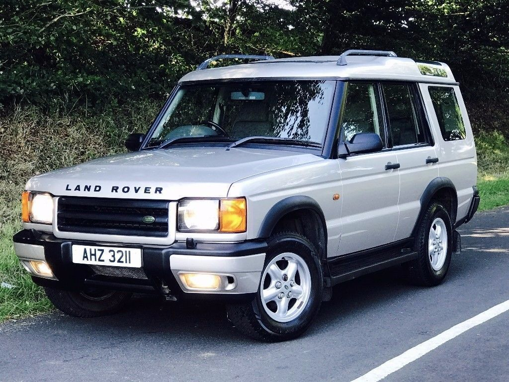 2000 Land Rover Discovery 2 4.0i V8 GS Auto LPG Converted,TRADE IN  CONSIDERED