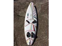 Fanatic Triple X Windsurf Board - NOW SOLD