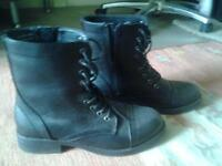 Ladies shoes and Boots. worn once, cost over £45.00, Leather and Suede. Bargin prices £20 each