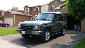 2004 land rover discovery se7 4x4