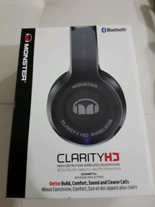 Monster clarity hd