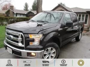 2015 Ford F-150 XLT 4-WHEEL DRIVE! AIR CONDITIONING! CRUISE C...