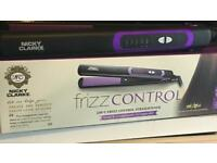 SOLD Nicky Clarke hair straightener