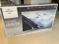 "SAMSUNG UE55MU9000 55""4K Ultra HD HDR Smart Curved LED TV - (BRAND NEW & SEALED)"