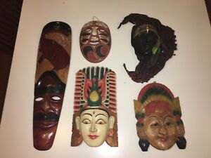 Lot de 5 masques