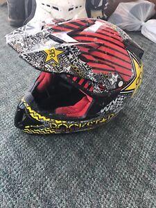 Answer rock star helmet