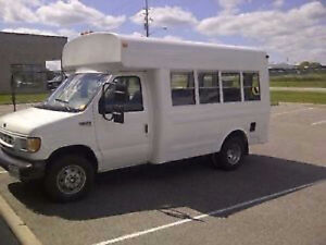 1998 Ford E-350 Short bus Other