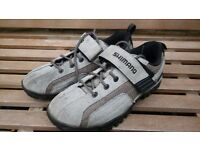 Shimano SPD shoes, MT40 in size 41.