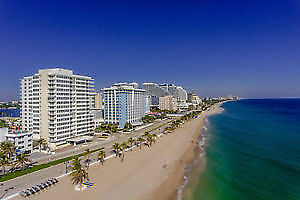 Florida Ocean Front Vacation Home - Fort Lauderdale best beach!!