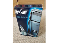 Braun Series 3 (390cc) electric shaver for men BRAND NEW