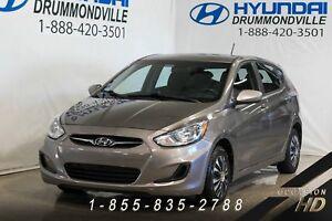 Hyundai Accent 2013 + GL + MANUELLE + A/C + SIÈGES CHAUFFANTS +