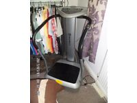 Large full size vibration plate machine for sale £100